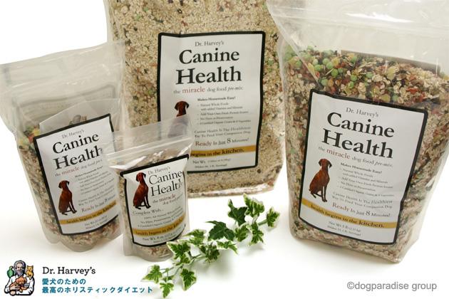 Canine Health ケーナインヘルス