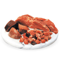「鮮度の良い肉」=「味と消化のよさ」へのこだわり
