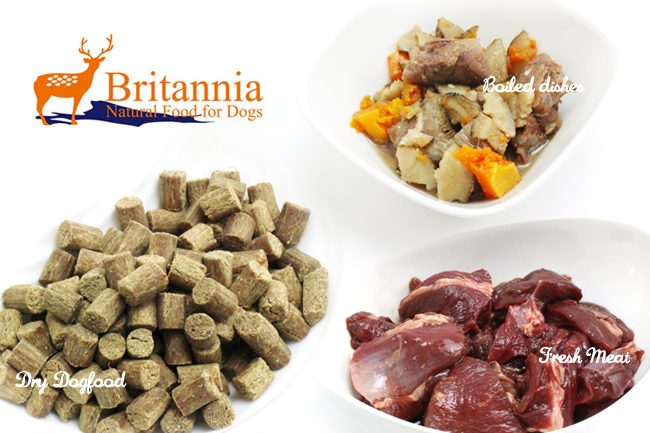 Britannia ブリタニア エゾ鹿無添加ドッグフード