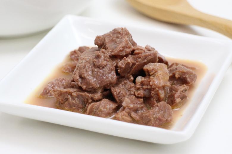 ファインミックスディッシュ 馬肉のレトルト