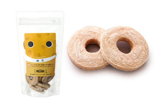 ドットわんクッキーヨーグルト
