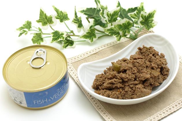 ナチュラルハーベストフィッシュ&野菜缶