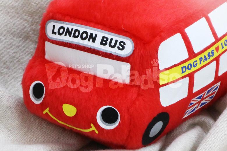 ポンポリース PeePeeTOY イングランドバス