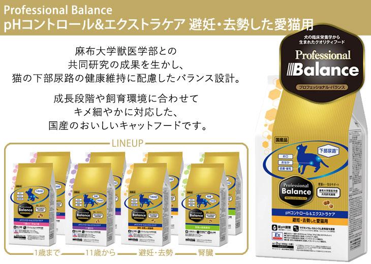 プロフェッショナルバランス pHコントロール