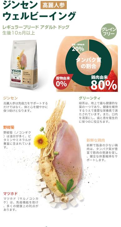ビゴー&セージ 商品紹介:ジンセンウェルビーイング