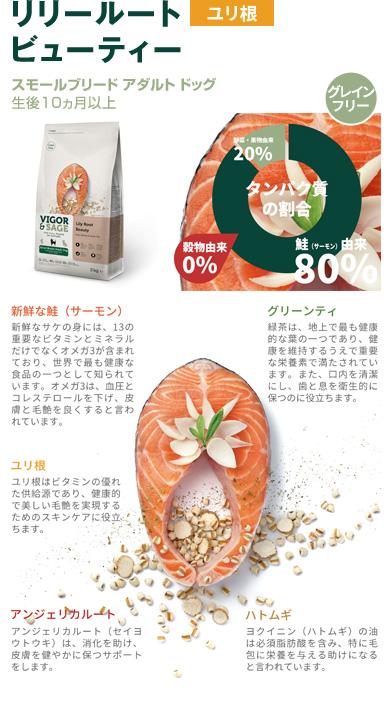 ビゴー&セージ 商品紹介:リリールートビューティー