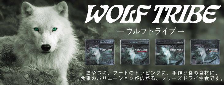 WOLF TRIBE ウルフトライブ