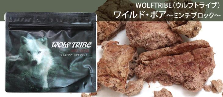 WOLF TRIBE ウルフトライブ ワイルドボア